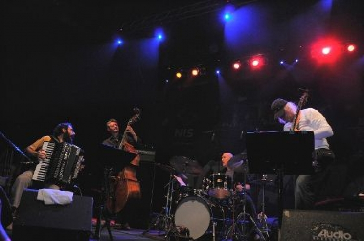 12. Jazz Blues Festival Vodice 2014